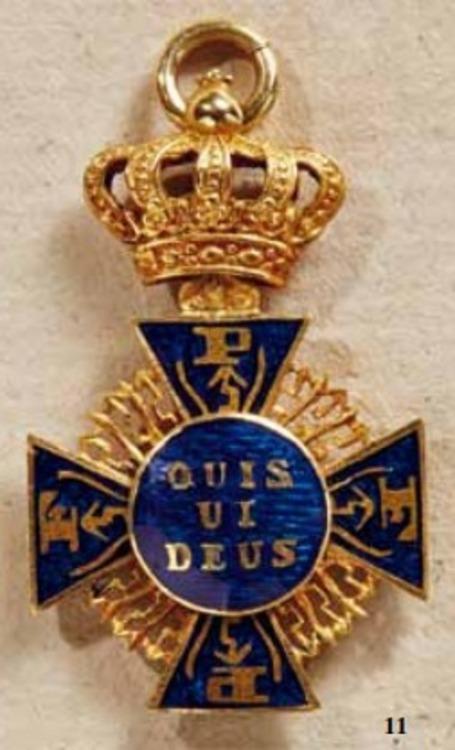 Royal+order+of+merit+of+st+michael%2c+i+class+knight%2c+mini%2c+obv+