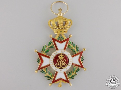 Grand Cross (by Octave Lasne) Obverse
