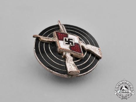 HJ Shooting Badge Obverse
