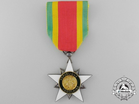 Order of Mono, Knight Obverse