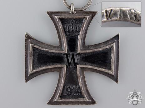 Model III, II Class Cross, by KAG.