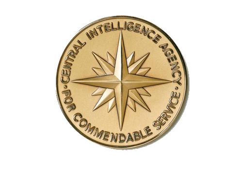 CIA Intelligence Commendation Medal Obverse