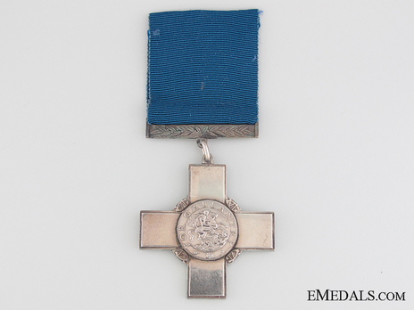 George Cross (Service awards 1940 to date)  Obverse