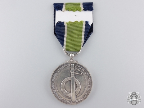 Silver Medal (1949-1952) Reverse