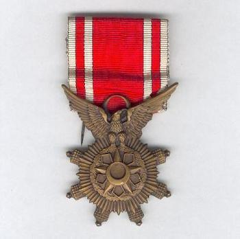 Order of Military Merit, III Class Obverse