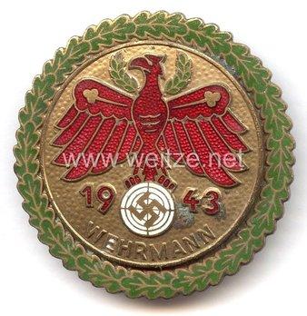 Tyrolean Marksmanship Gau Achievement Badge, Type VI, for Rifle Obverse