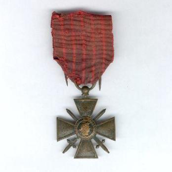 Bronze Cross (1914-1915) Obverse