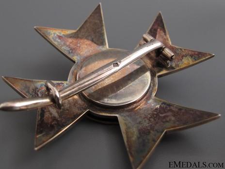 Commander Breast Star Reverse