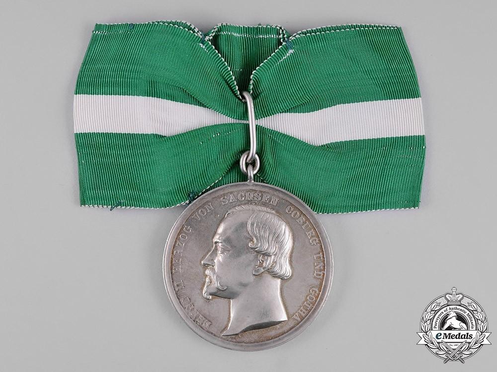 Duke+ernst+medal%2c+in+silver+1