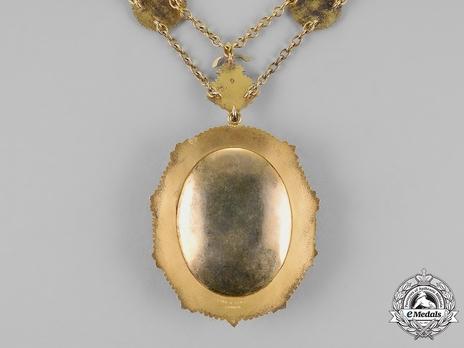 Order of Krishna, Badge Reverse