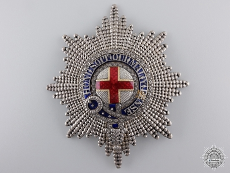 Breast Star (with silver and gold) Obverse