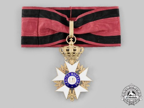 Order of Military Merit, Commander Obverse