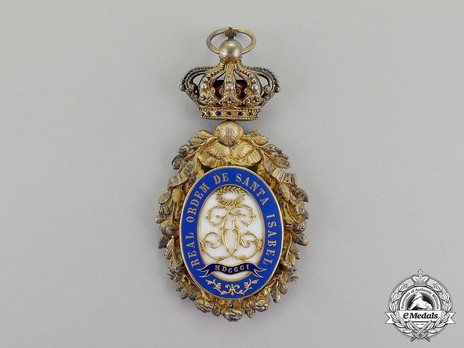 Gold Badge Reverse
