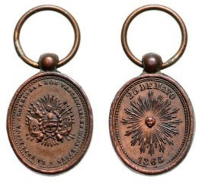 Miniature+bronze+medal