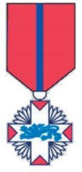 Rescue Service Cross, in Silver Obverse