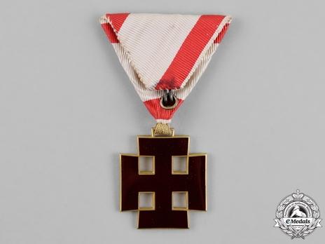 I Class Knight Cross Reverse