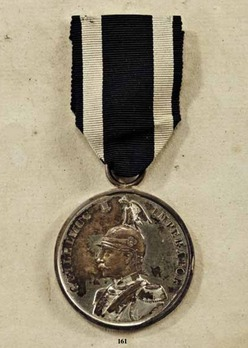 German Warrior Merit Medal for Non-European Soldiers, I Class in Silver