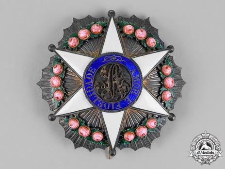 Dignitary Breast Star (silver gilt) Obverse