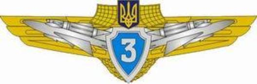 Compulsory Military Service Airforce 3rd Grade Badge Obverse