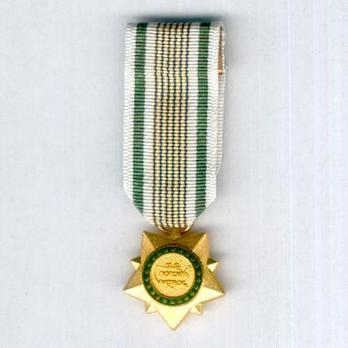 Miniature Gold Star Obverse