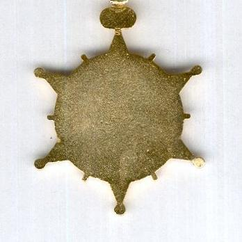 Wound Medal Reverse