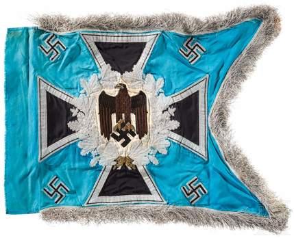 German Army General Army Unit Flag (Transport version) Obverse