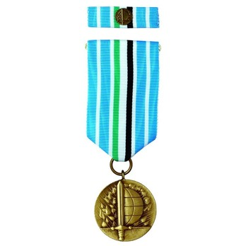 Medal for Service Abroad, I Class Medal (for ISAF)