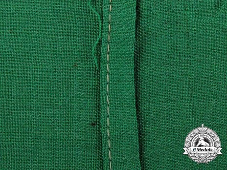 German Army Military Police Armband Reverse Detail