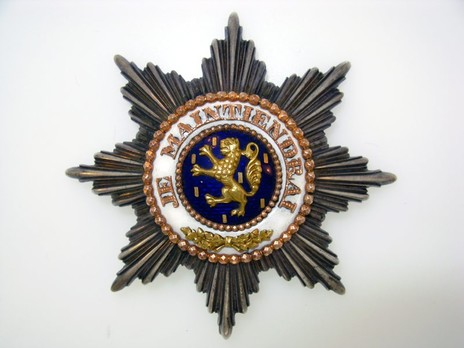 Breast Star (1858-1866) Obverse