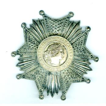 Order of the Legion of Honour, Type IX, Grand Officer Breast Star