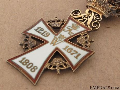Silver Cross (Frederik IX)Reverse