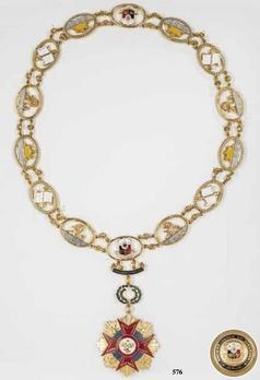 Order of Sikatuna, Grand Collar