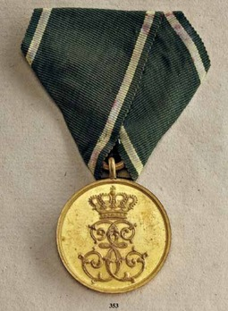 Campaign Medal for 1849