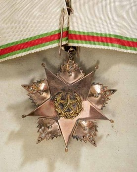 Order of Nishani-Shefkat, II Class