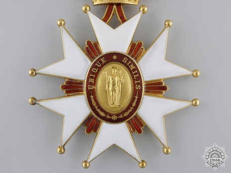 Order of Saint Joseph, Grand Cross  Obverse