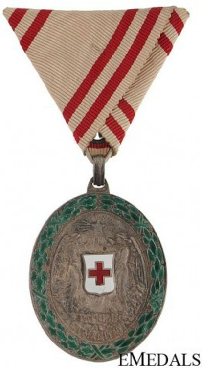 Silver+medal+%28with+war+decoration%29+%28silvered+war+material%29+obverse
