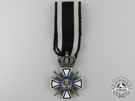 Military Division, Knight (with swords, in silver gilt)