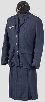 Kriegsmarine Female Auxiliary Skirt Obverse