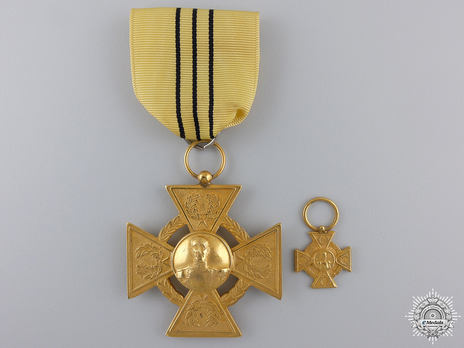 I Class Gold Medal Obverse
