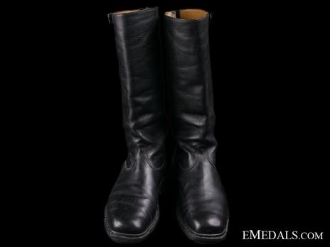 Luftwaffe Riding Boots Obverse