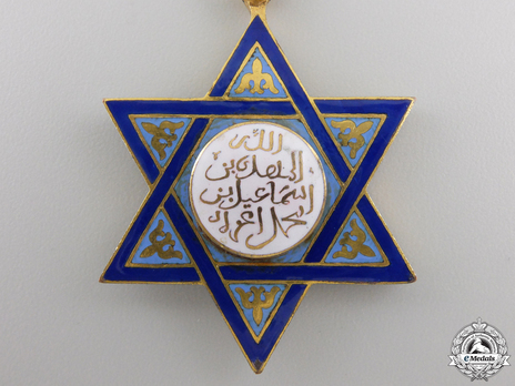 Order of Mehdi, Type II, Grand Cross Reverse