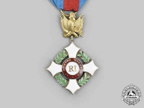 Military Order of Italy, Knight's Cross