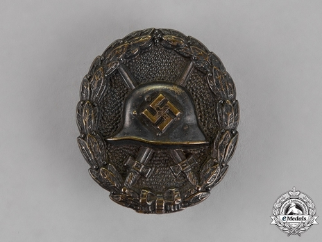 Wound Badge, in Black Obverse