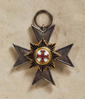 Order of Merit, Civil Division, IV Class Cross (1896-1918)