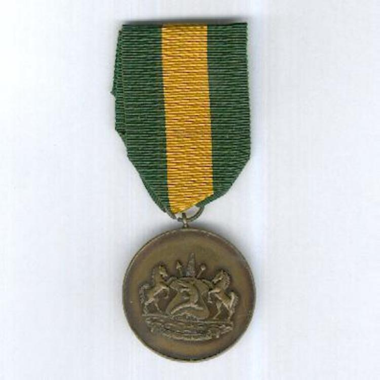 Royal+lesotho+defence+force+long+service+medal+1
