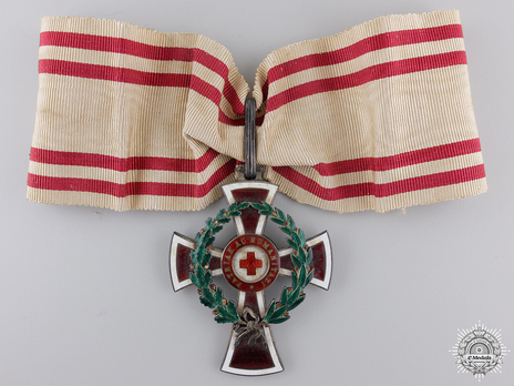 Military Division, I Class Cross Obverse