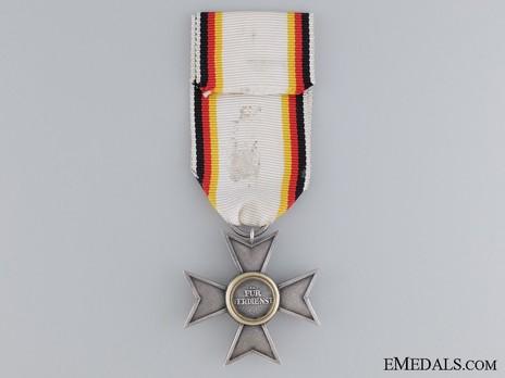 III Class Cross (1878-1896) Reverse