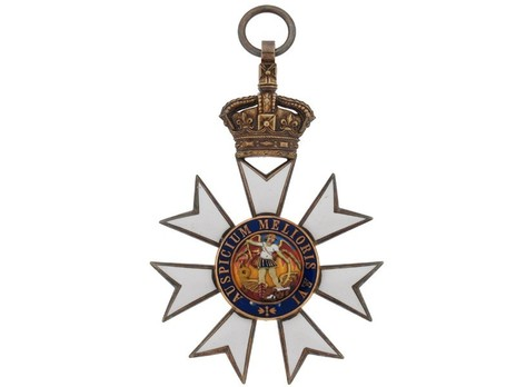 Grand Cross (with Silver-gilt by Garrard) Obverse