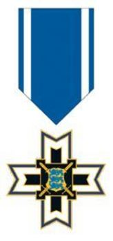 Order of the Ministry of Defence, II Class Obverse