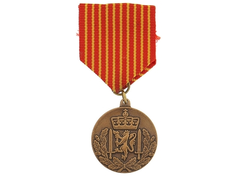 National Service Medal (Army) Obverse